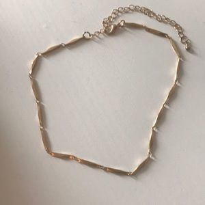 Jewelry - Gold Fashion Choker